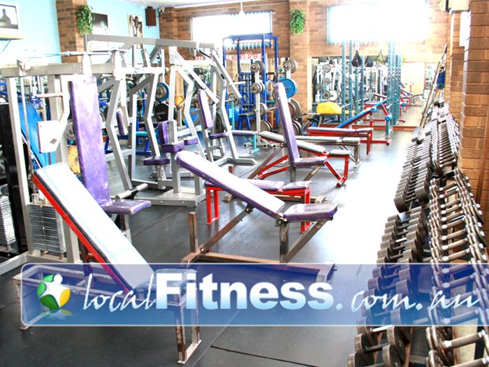 Energym Health & Fitness Frankston Gym Fitness Services