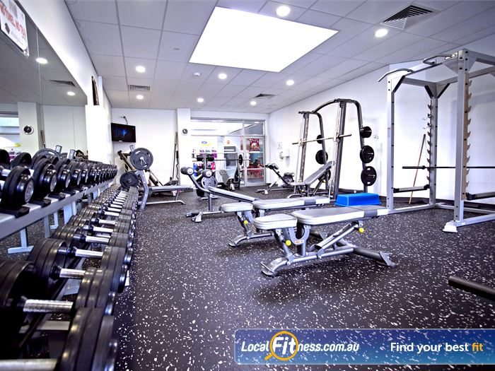 Noarlunga Leisure Centre Gym Noarlunga Centre  | Welcome to the fully equipped Noarlunga gym.