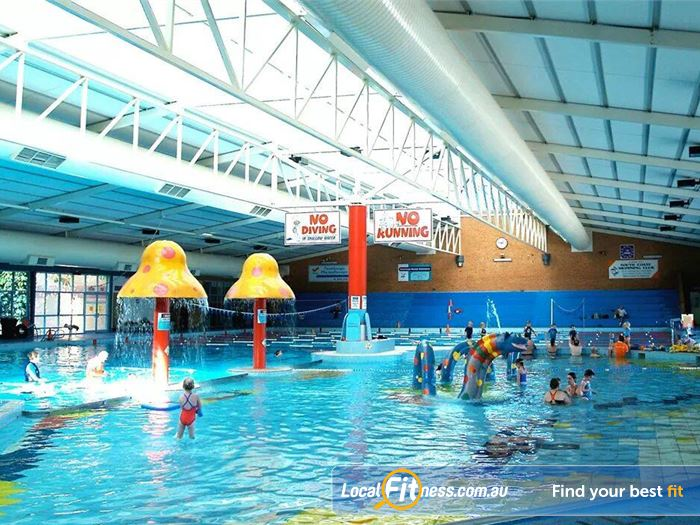 Noarlunga Leisure Centre Gym Noarlunga Centre  | The fun lagoon pool for your children.