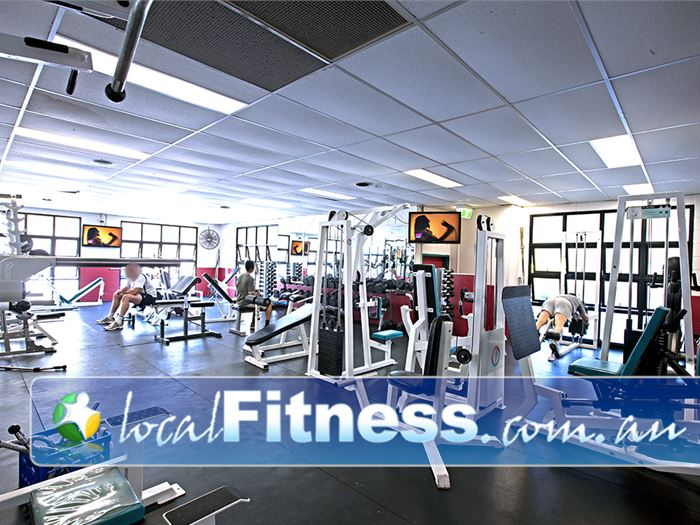 PCYC Gym Bardon  | Welcome to the Fortitude Valley gym at PCYC