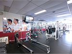 Full range of state of the art cardio