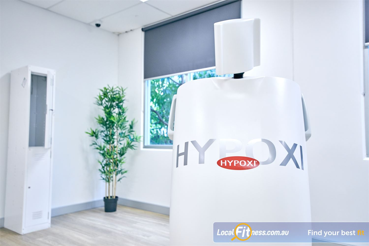 HYPOXI Weight Loss Near Greenwood Our advanced HYPOXI machines will monitor your heart rate and skin temperature during treatment.