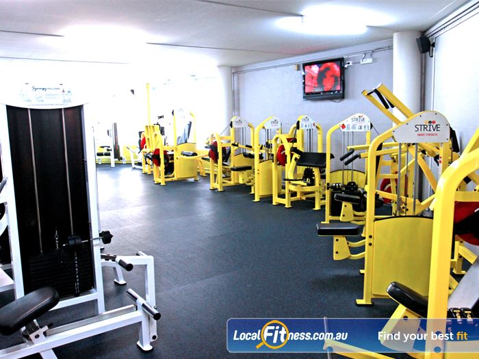 Goodlife Health Clubs Gym Cleveland  | The Alexandra Hills gym includes an extensive selection