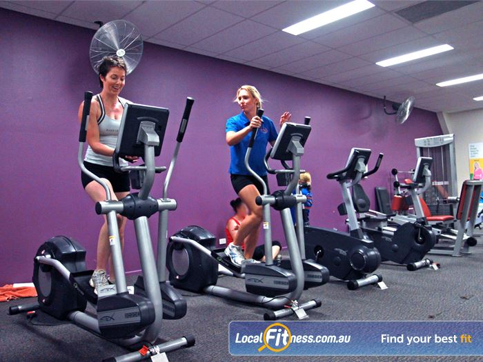 Goodlife Health Clubs Alexandra Hills Gym Fitness Dedicated ladies only cardio