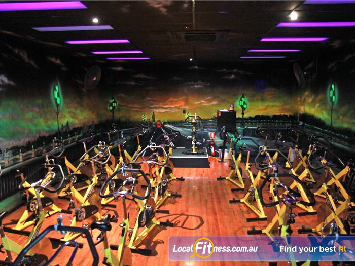 Goodlife Health Clubs Cleveland Gym Fitness Dedicated Alexandra Hills spin
