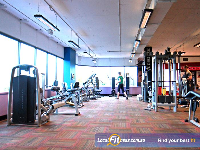 Goodlife Health Clubs Gym Mount Gravatt  | Welcome the spacious Goodlife Mt Gravatt gym.