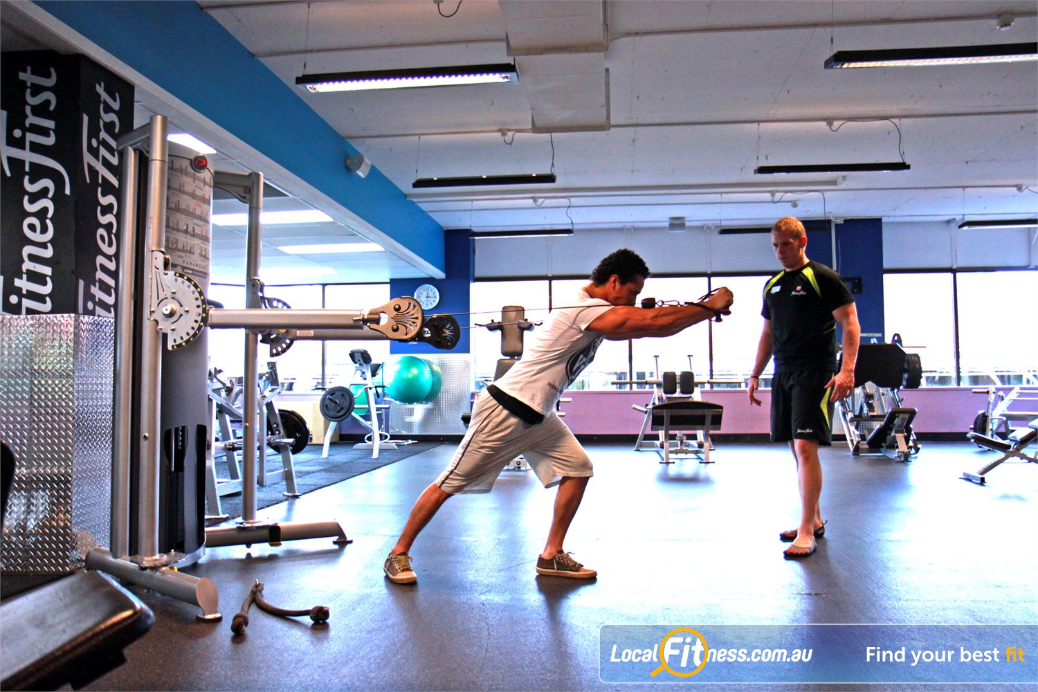 Goodlife Health Clubs Near Wishart Accelerate your results with Mt Gravatt personal training.