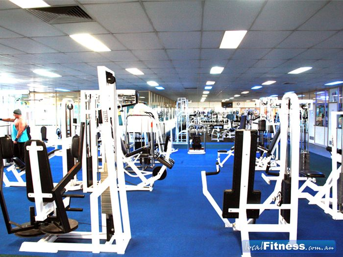 Athletique Health Club Gym Preston