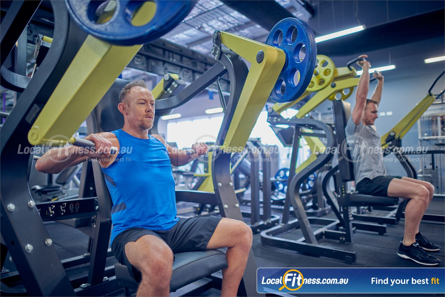 Element Fitness Health Club Near Mitcham Enjoy only the best from Technogym at Elements Nunawading gym.