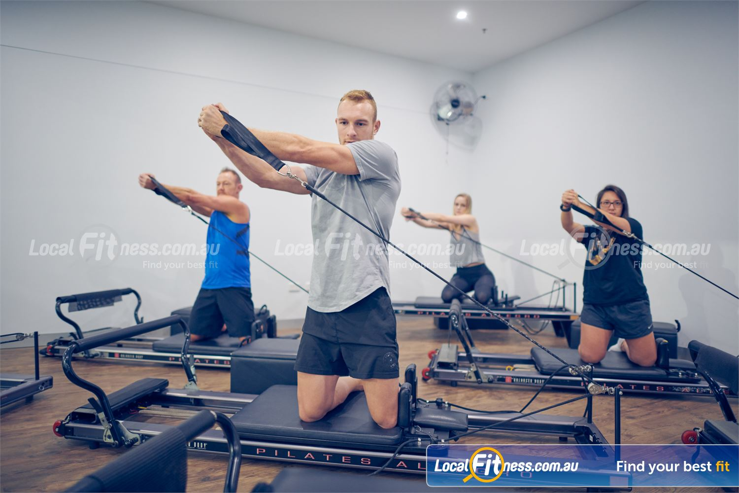 Element Fitness Health Club Near Vermont Increase strength, flexibility and more in our Nunawading Reformer Pilates classes.