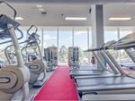 Element Fitness Health Club Vermont South Gym Fitness Scenic light-filled views from