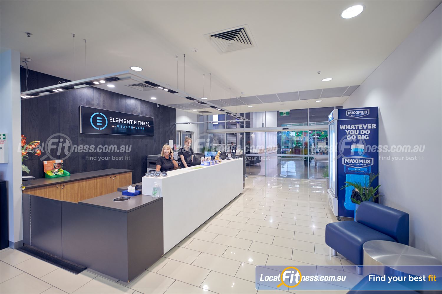 Element Fitness Health Club Nunawading Our friendly team will take you one step towards achieving your fitness goals.