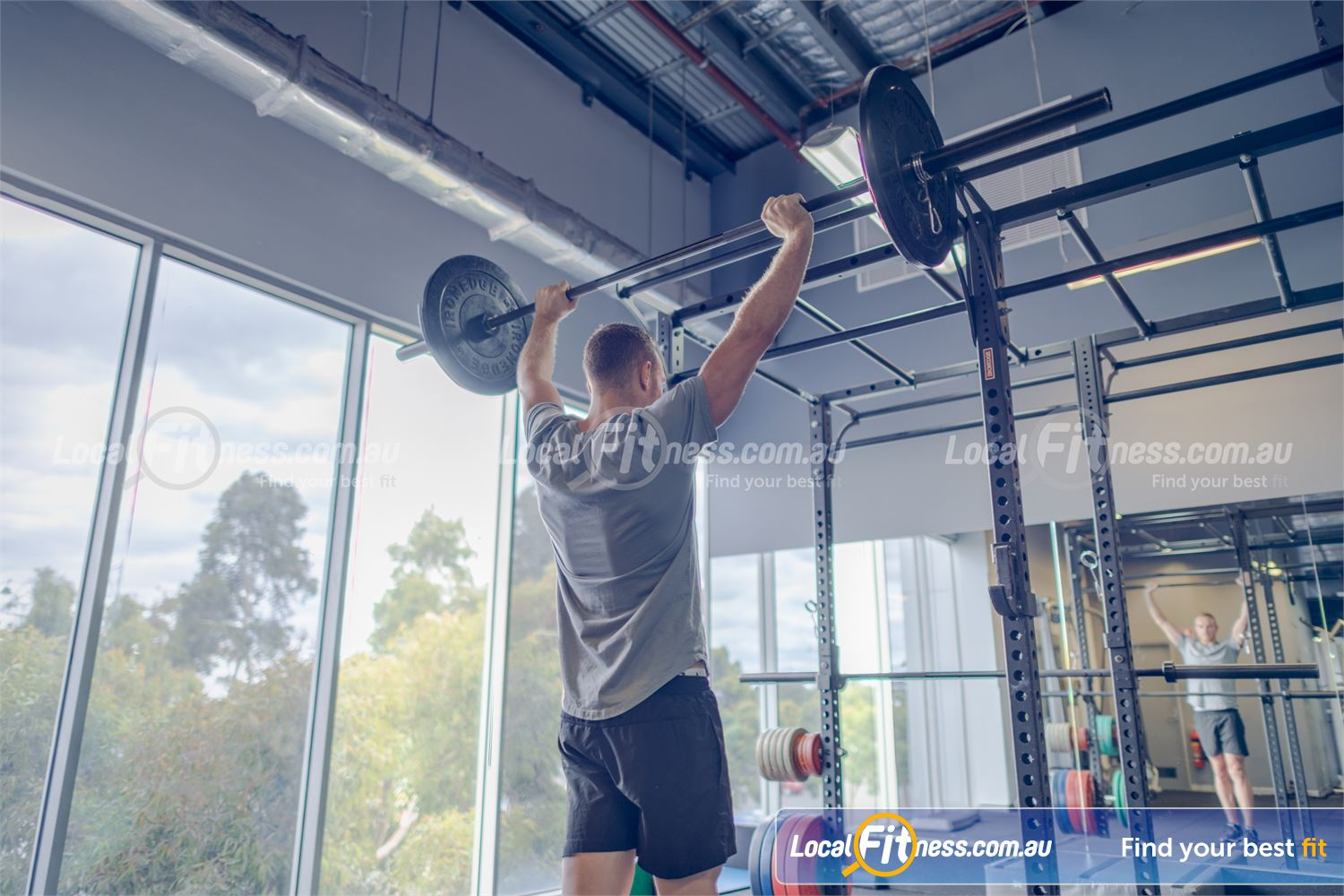 Element Fitness Health Club Near Mitcham Our strength matrix is prefect for presses, deadlifts, squats and more.