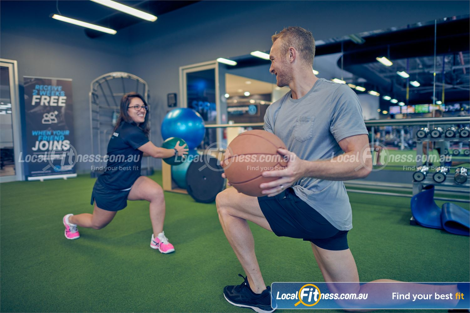 Element Fitness Health Club Nunawading Ask our Nunawading personal trainers about ab and core training.
