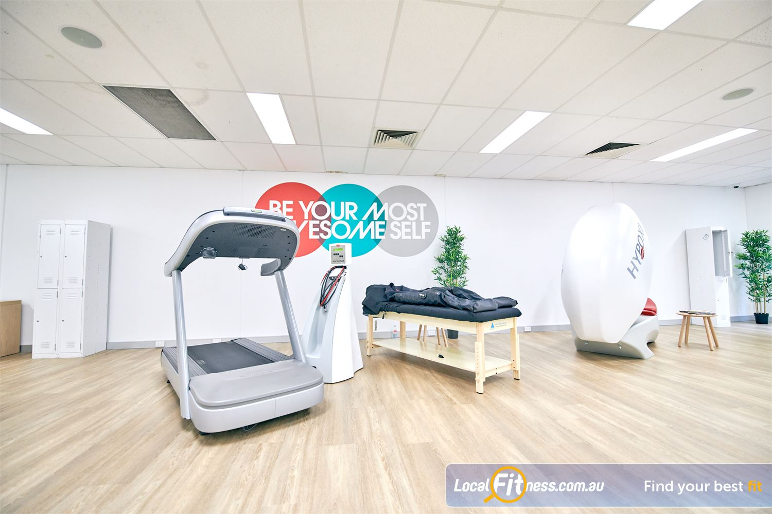 HYPOXI Weight Loss Near Zetland Our HYPOXI Waterloo weight-loss is personalised catering for 3-4 people at a time.