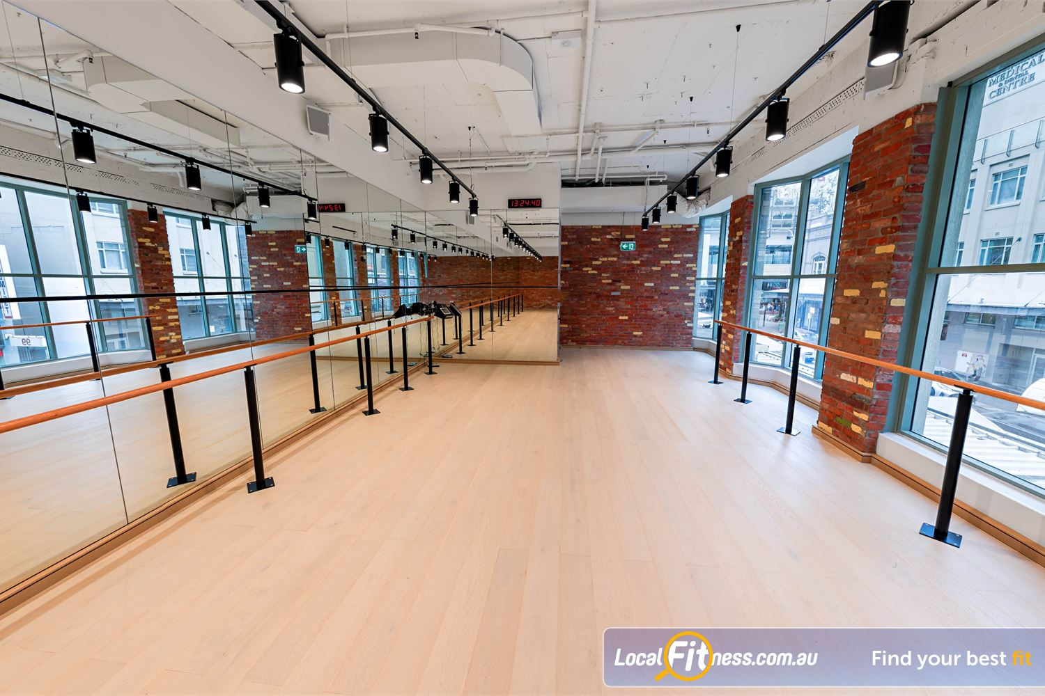 Fitness First Platinum Spring St Bondi Junction Be inspired in our New York style Bondi Barre Studio.