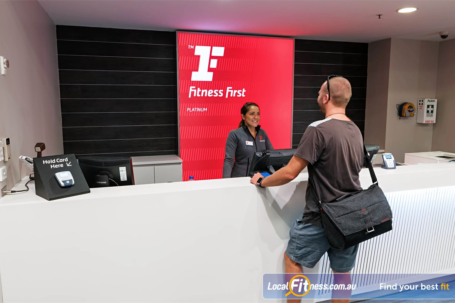 Fitness First Platinum Spring St Near Charing Cross Our team are ready to help you find your fit at Fitness First Bondi Spring St.