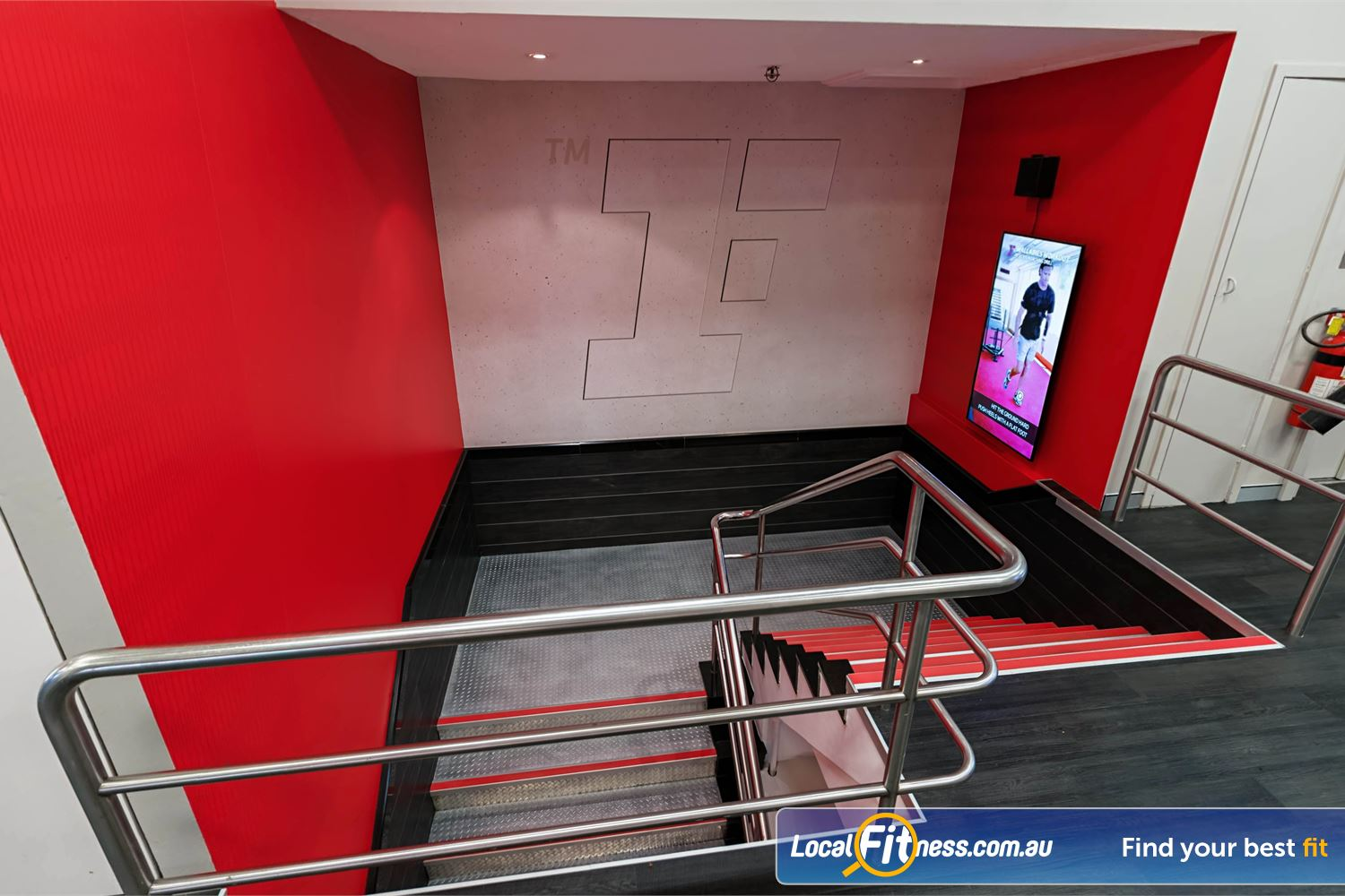 Fitness First Platinum Spring St Near Charing Cross Our multi-level Bondi gym is spread over 3 bright and spacious levels.