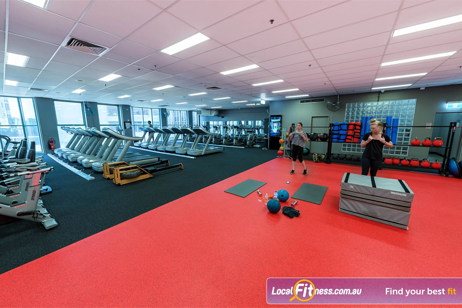Fitness First Platinum Spring St Near Bellevue Hill Fitness First Bondi provides strength, cardio and freestyle workouts all under one roof.