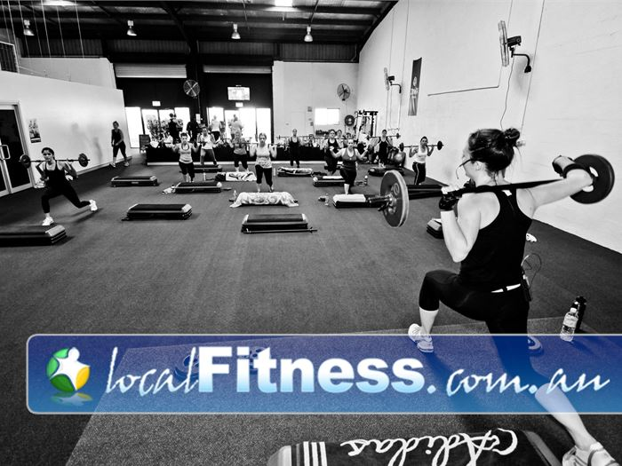 Re-Kreate Fitness  Gym Coniston  | Dedicated group fitness studio.