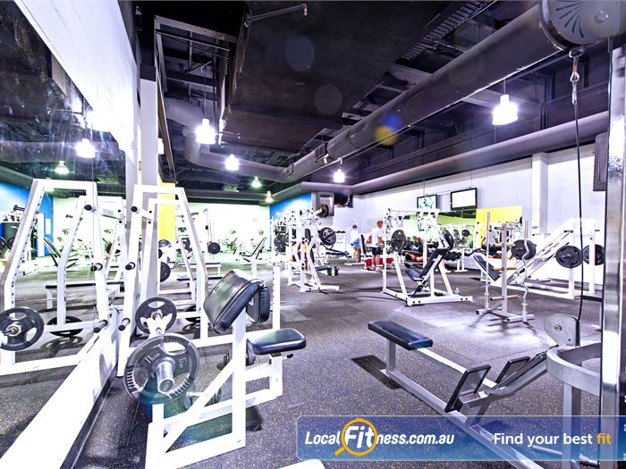 Vibe Health Clubs Gym Bella Vista  | Vibe Blacktown gym at Westpoint Shopping Centre.