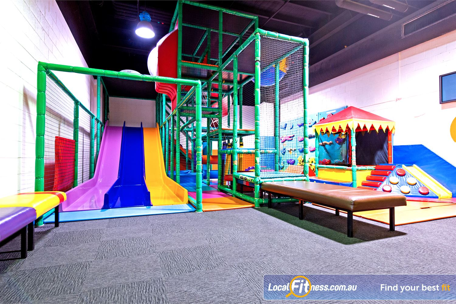 Vibe Health Clubs Near Doonside Your children will love the activities at Vibe Blacktown.