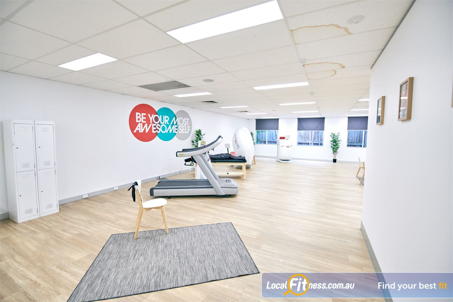 HYPOXI Weight Loss Near Camperdown HYPOXI Newtown is great for men looking to lose those love handles.