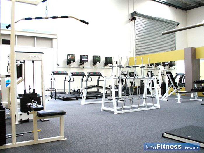 Maidstone Health Club Braybrook Our fully equipment ladies only gym area.
