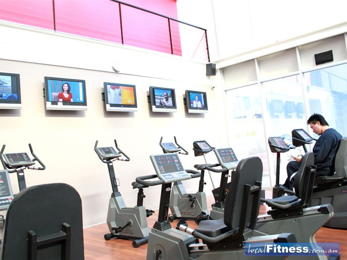 Maidstone Health Club Near Sunshine North Tune into our cardio theatre or sit back and read a magazine.