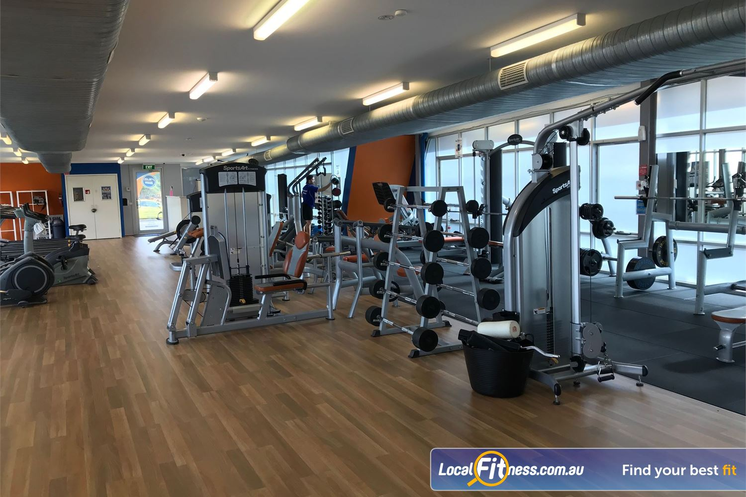 Plus Fitness 24/7 Oakleigh Welcome to Plus Fitness 24 hours gym Oakleigh - Your Local Gym.