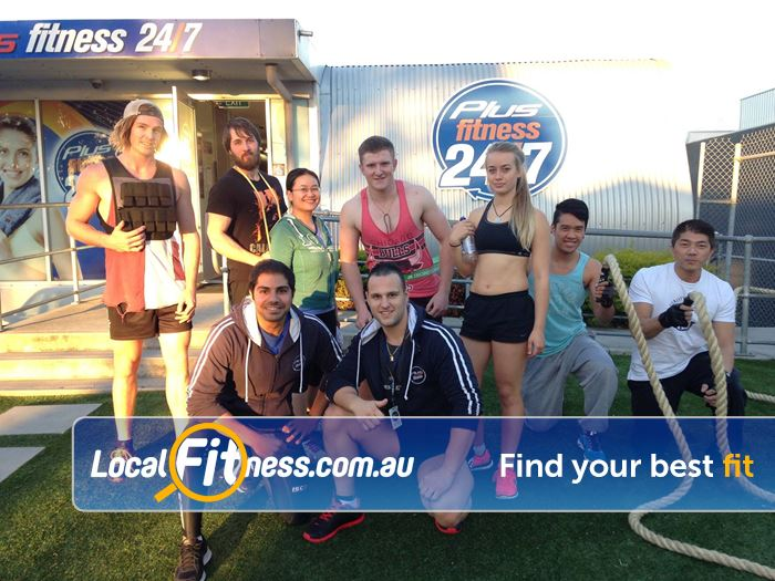 Plus Fitness 24/7 Oakleigh Our Oakleigh boot camp programs will get you motivated and in the best shape.