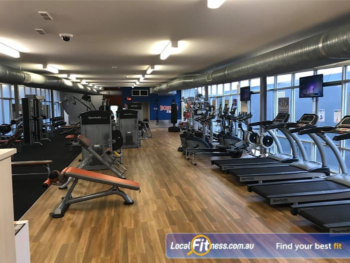 Plus Fitness 24/7 Gym Clayton  | Our Oakleigh gym includes state of the art