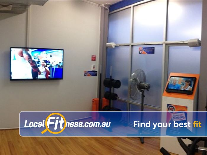 Plus Fitness 24/7 Clayton Gym Fitness Don't wait for an instructor,