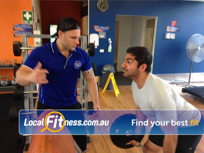 Plus Fitness 24/7 Oakleigh South Gym Fitness Accelerate your results with