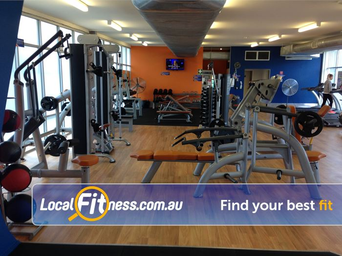 Plus Fitness 24/7 Near Clayton Our 24 hour Oakleigh gym is fully equipped for strength training.