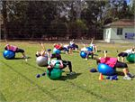 Step into Life Wahroonga Outdoor Fitness Outdoor Step into Life outdoors in the