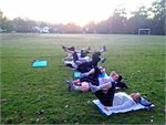 Step into Life Normanhurst Outdoor Fitness Outdoor Be inspired, be motivated and