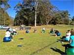 Step into Life Turramurra Outdoor Fitness Outdoor Enjoy the beautiful outdoors