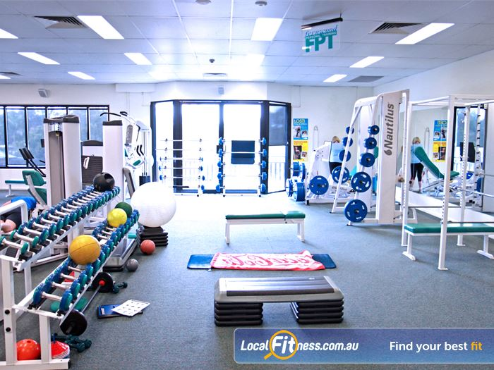 Fernwood Fitness Gym Petrie  | We provide the right fitness and weights to