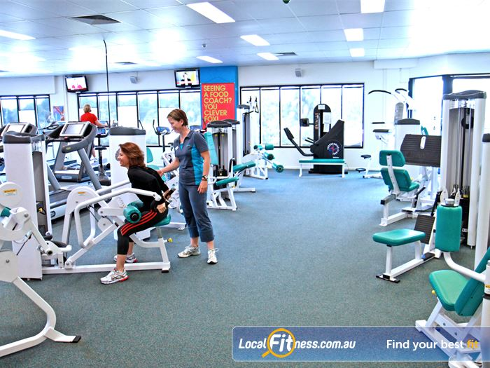 Fernwood Fitness Gym Lawnton  | Fernwood Petrie gym instructors can help you progress