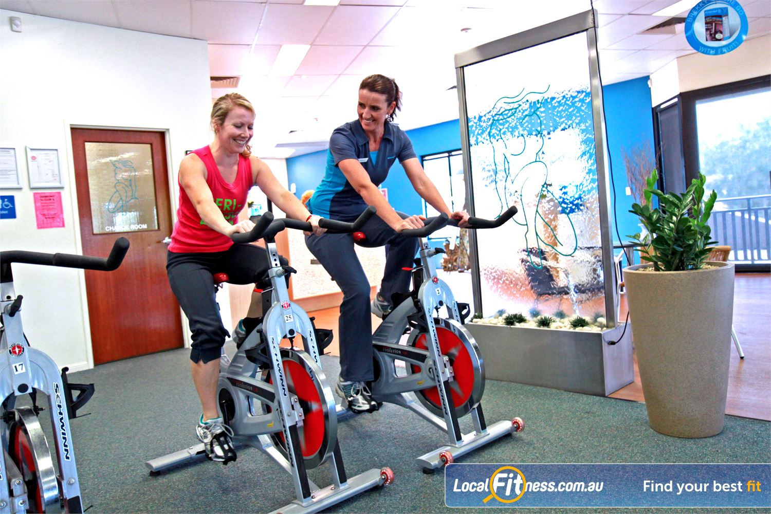 Fernwood Fitness Near Murrumba Downs Experience qualified exercise advice by our team of Petrie personal trainers.