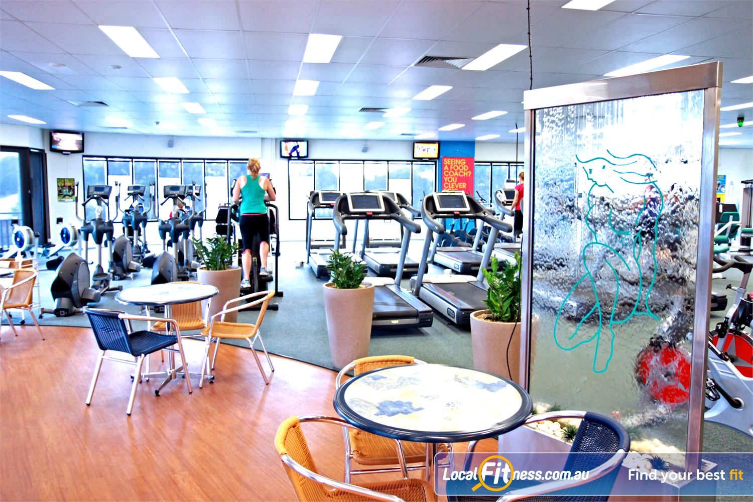 Fernwood Fitness Petrie At Fernwood Petrie, we are experts in women's fitness.