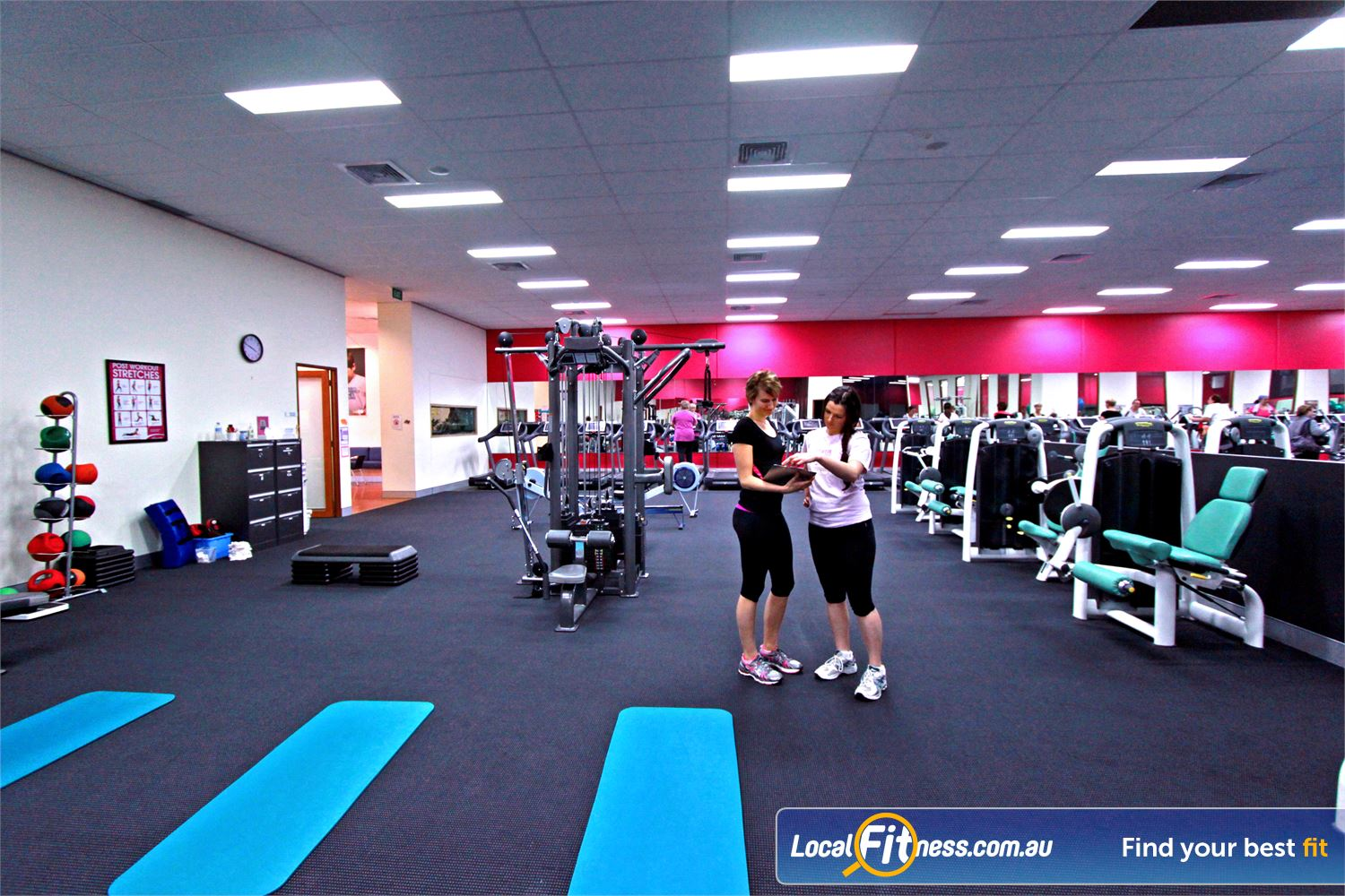 Fernwood Fitness Ferntree Gully Welcome to the purpose built Fernwood Ferntree Gully gym.
