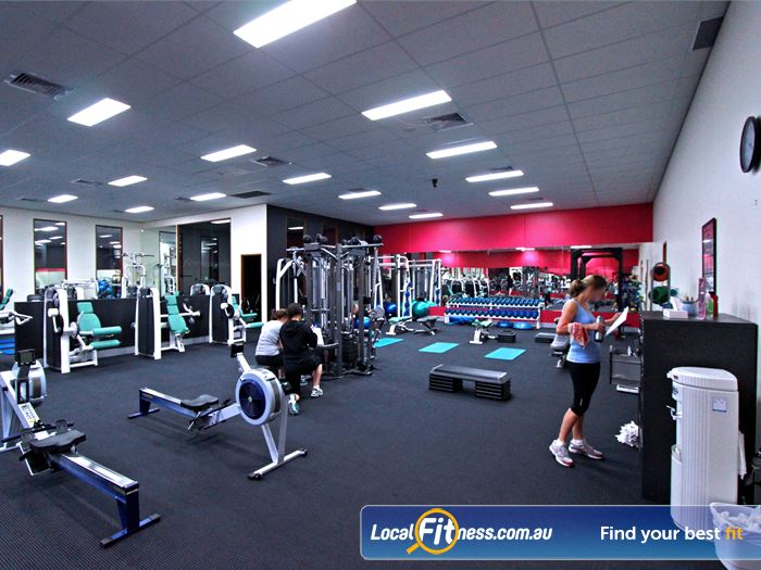 Fernwood Fitness Gym Wantirna South  | Fernwood Ferntree Gully provides a comfortable environment for