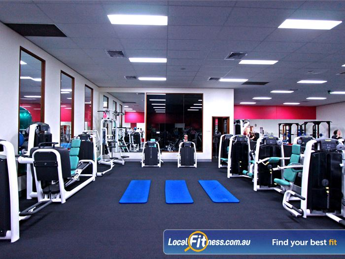 Fernwood Fitness Gym Croydon  | Not all women's strength training is equal. Equipment