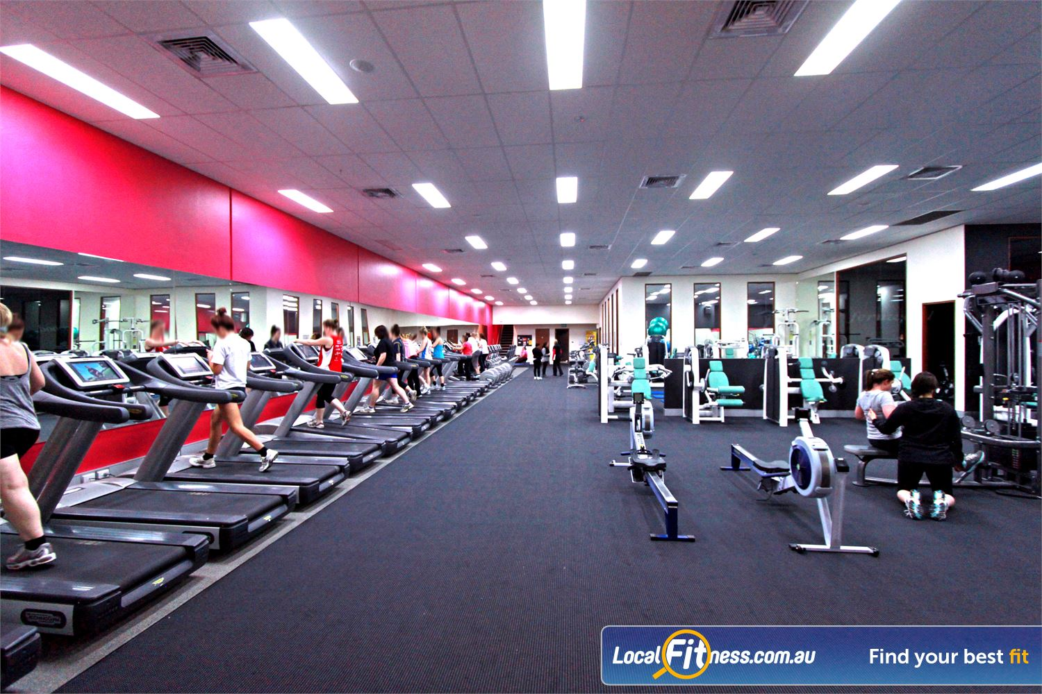 Fernwood Fitness Near Tremont Choose your favourite treadmill, cycle bike, rower and more.