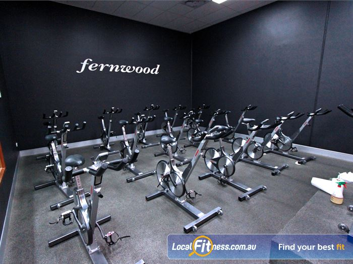 Fernwood Fitness Knoxfield Ladies Gym Fitness Dedicated Ferntree Gully spin