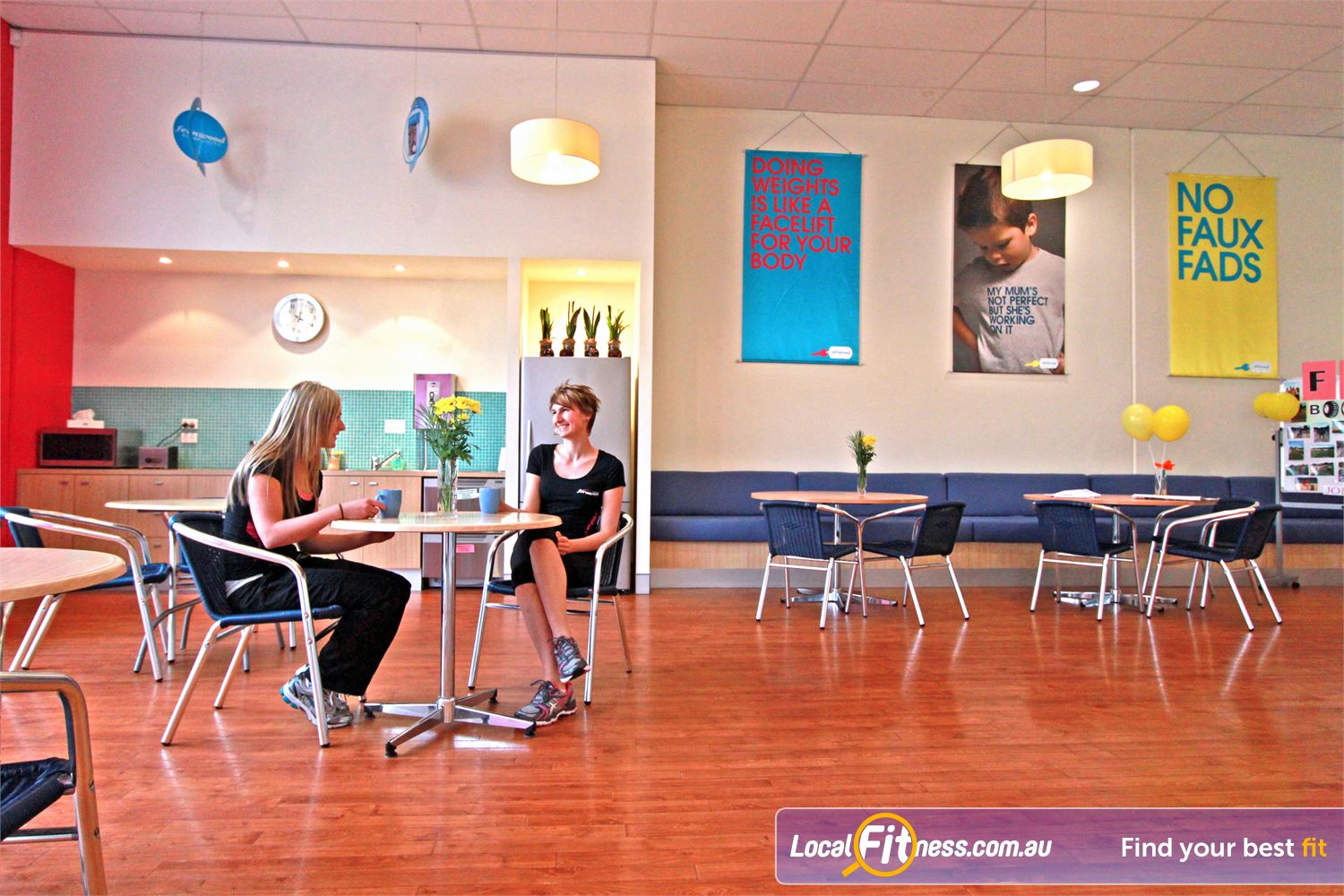 Fernwood Fitness Near Tremont Your own special place to unwind at Fernwood Ferntree Gully.