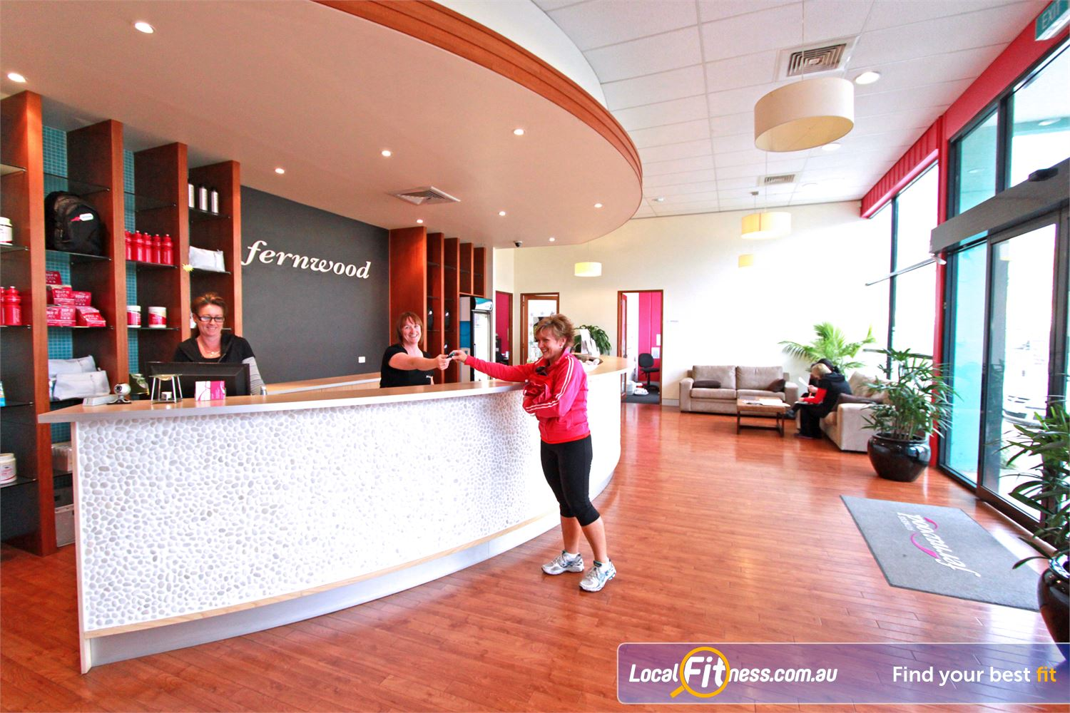 Fernwood Fitness Ferntree Gully Have peace of mind, our team are experts in exercise for women.