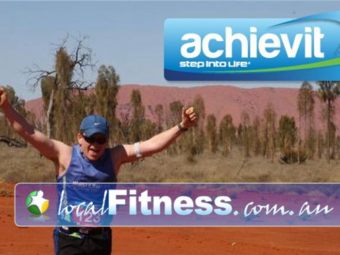 Step into Life Gym Windsor Gardens  | Train for fun runs with the achievit Mawson